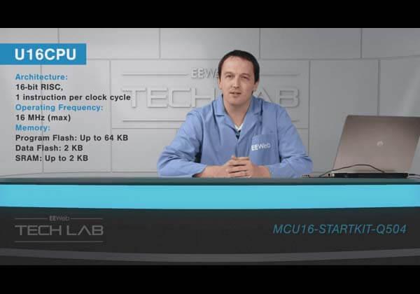 ROHM EEWeb TECH LAB LAPIS Semiconductor 16-bit Low Power Microcontrollers